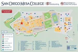 Mesa College Map | Hallsofavalon