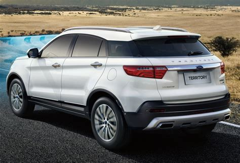 Ford Territory 2020 by Ford Territory China Specs Photos 2018 2019