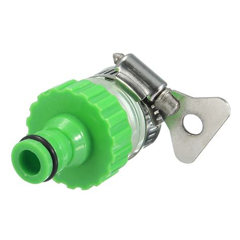 faucet connector adapter 14 24mm faucet tap water hose adapter rubber nozzle