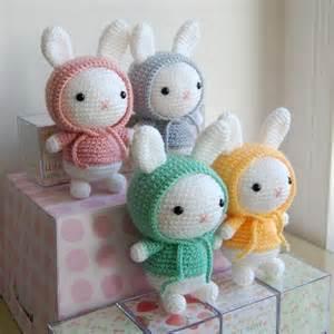 Cute Crochet Amigurumi Bunny Pattern