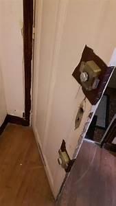 Porte D Entrée D Appartement : renforcement d 39 une porte en ch ne d 39 appartement ~ Melissatoandfro.com Idées de Décoration