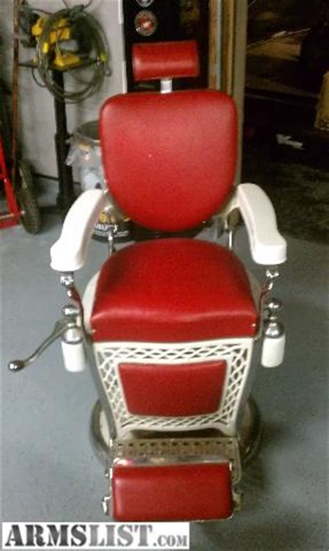 armslist for sale trade barber chair trade for gun