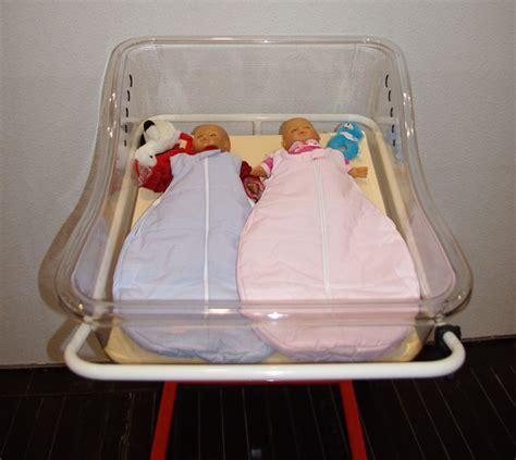 culle gemellari lettini neonati culle per neonati neonatologia