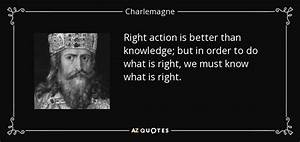 TOP 5 QUOTES BY... Emperor Charlemagne Quotes