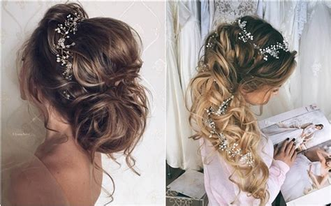 Wedding Hairstyles : 65 New Romantic Long Bridal Wedding Hairstyles To Try