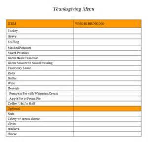 best photos of thanksgiving list template thanksgiving menu planner printable thanksgiving