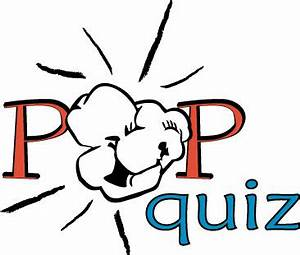 Pop Quiz Clip Art | www.pixshark.com - Images Galleries ...