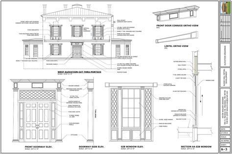 country house plan drawings kevin walker designs