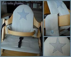 Coussin Chaise Haute Ikea : coussin pour chaise haute tripp trapp les toiles filantes ~ Teatrodelosmanantiales.com Idées de Décoration