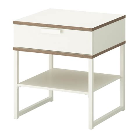 Kitchen Cabinets Unassembled by Trysil Bedside Table Ikea