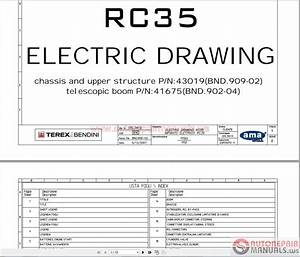 Terex Rough Terrain Crane Rc35 Workshop Manual