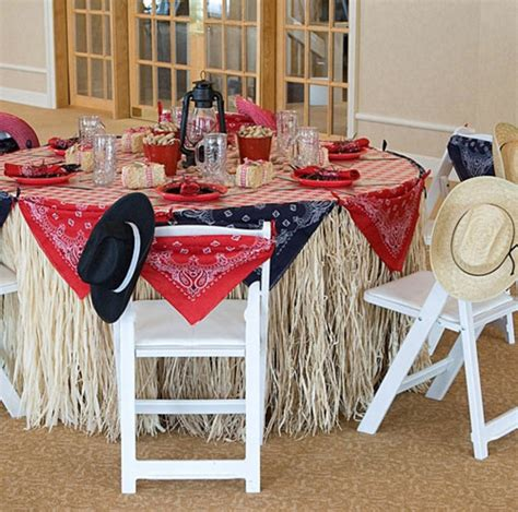 Western Birthday Party Interesting Ideas  Home Party