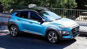 Hyundai Kona 2017 Suv Revealed
