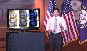 #TheDress | Paul Ryan's PowerPoint Presentation | Know ...