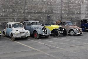 Vente Au Enchere Vehicule : 70 v hicules anciens retrouv s dans une grange en bretagne l 39 argus ~ Gottalentnigeria.com Avis de Voitures