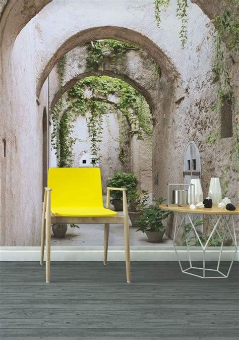 Wandgestaltung Mit Spiegeln Optische Raumerweiterung by Effektvolle Wand Und Raumgestaltung Mit Fototapete In