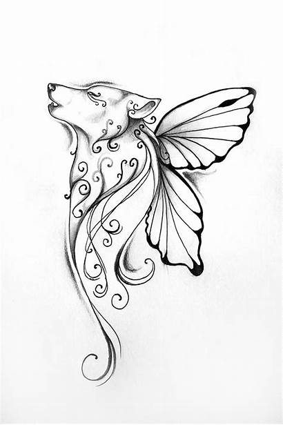 Wolf Designs Tattoo Tattoos Meaning