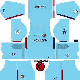 barcelona nike kits 2017 2018 league soccer kuchalana