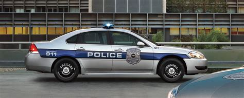 2016 Chevy Impala Police Car Ppv Gm Fleet  Red Car