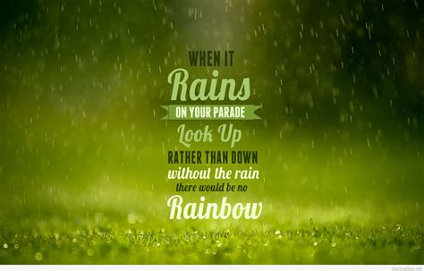 Amazing Rain Quotes With Pics