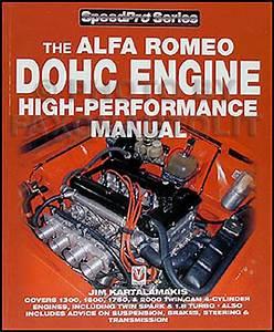Alfa Romeo Dohc Engine High