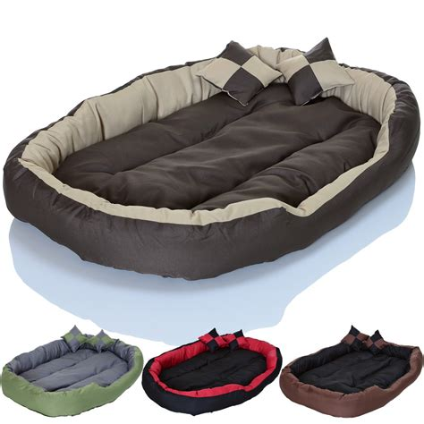 canap lavable lcp 4in1 lit pour chien coussin panier animaux xl couchage canap tapis corbeille ebay