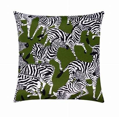 Pillows Pillow Zebra Cushions Animal Patio Fabric
