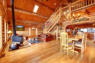 log floor 32 spectacular living room designs with exposed beams pictures
