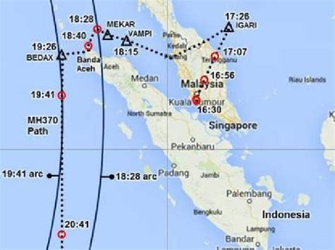 bureau angle mh370 victor iannello don thompson mike exner on missing malaysia airlines flight