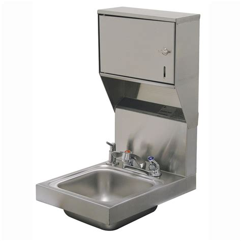 Advance Tabco Wall Mounted Hand Sink by Advance Tabco 7 Ps 83 Wall Mount Commercial Hand Sink W 9