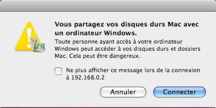 connexion bureau distance pour mac r glages du mac