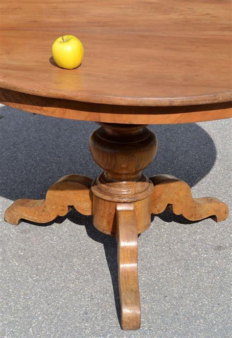 pied table bois tourn 233 wraste