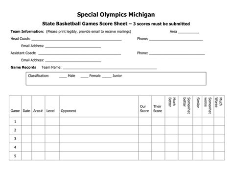 basketball score sheet in word and pdf formats