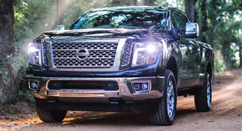 2018 Nissan Titan Priced From $31,075, Titan Xd From