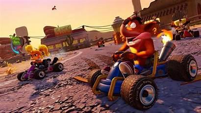 Crash Racing Team Nintendo Nitro Fueled Switch