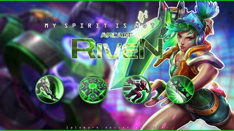 Arcade Riven (original Background) By Lalomarkiv On Deviantart