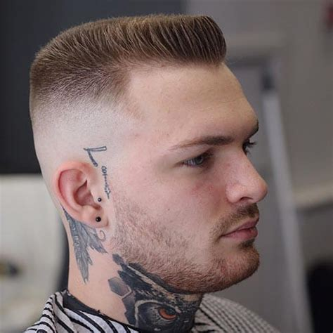 flat top haircut ideas classic style   modern twist