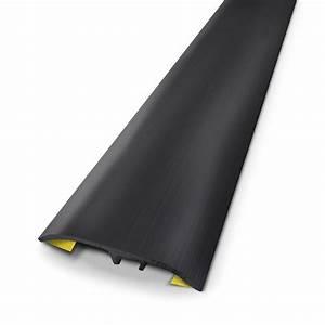 Barre De Seuil Leroy Merlin : barre de seuil aluminium anodis noir x l 3 7 cm ~ Dailycaller-alerts.com Idées de Décoration