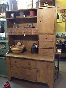 items similar to primitive mustard bakers cupboard on etsy
