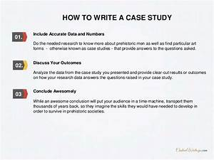 Complete Guide On Writing A Case Study On Prehistoric Art
