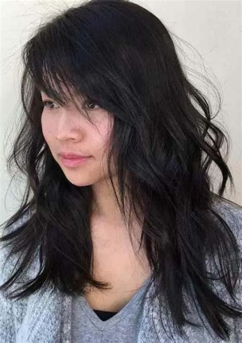 10 Cutest Long Layered Haircuts with Various Types Side