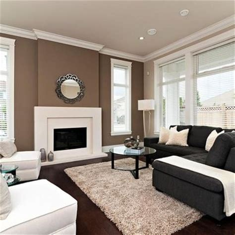 Brown Living Room Wall Colors by Brown Accent Wall With Walls This Is What I Plan To