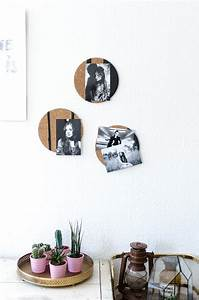 Pinnwand Aus Kork : diy foto pinnwand aus kork ~ Yasmunasinghe.com Haus und Dekorationen