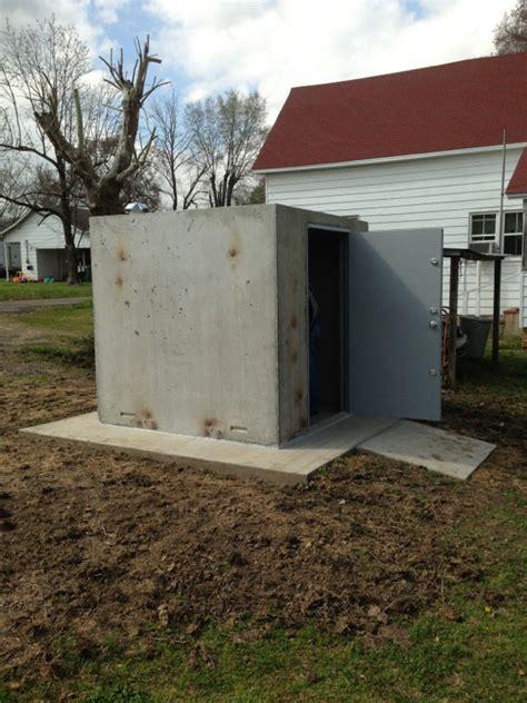 Concrete Tornado Shelters Safe Rooms