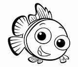 Fish Coloring Educative Stumble Tweet sketch template