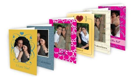 Create Personalised Valentine's Day Cards  Gift Ideas Blog