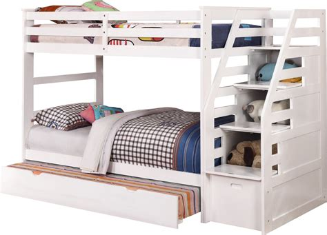 toddler bed with trundle wildon home 174 cosmo bunk bed with trundle 17529