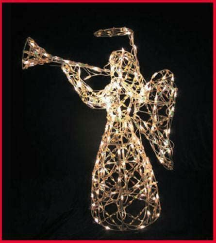 outdoor christmas decorations angel ebay
