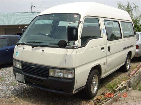 nissan caravan nissan caravan 1998 used for sale