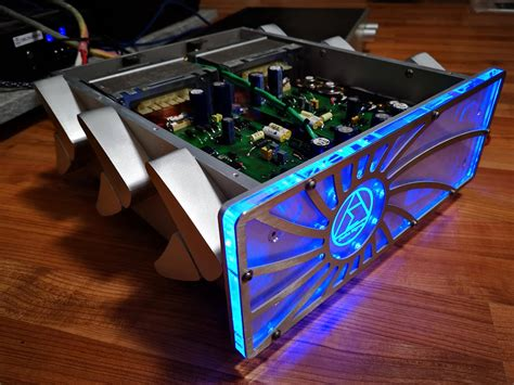 wizard high  audio blog delta sigma capriccio mk ii power amplifier